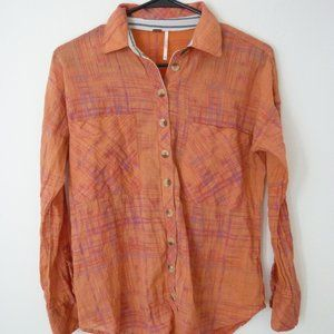 Women's Urban Outfitter's Free People shirt - XS